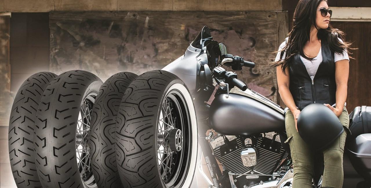 Continental Reifenfreigabe für Harley-Davidson Modelle