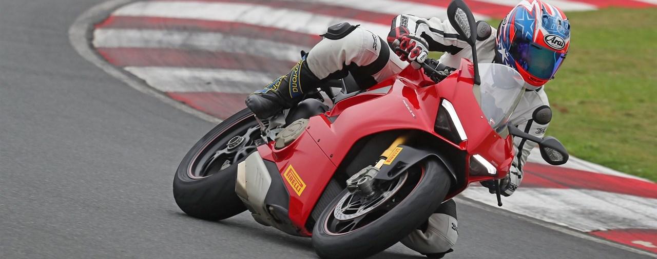 Pirelli Diablo Rosso Corsa II Test 2018