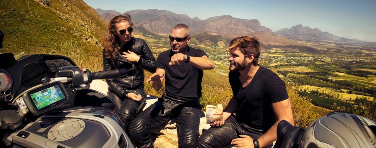 Auf legendären Wegen durch den Sommer – mit TomTom Road Trips