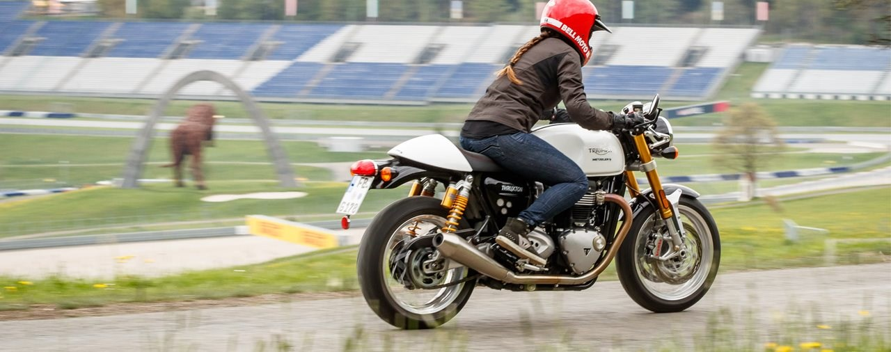 Retrobike 2018 Vergleich: Triumph Thruxton R