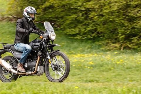 Retrobike 2018 Vergleich: Royal Enfield Himalayan