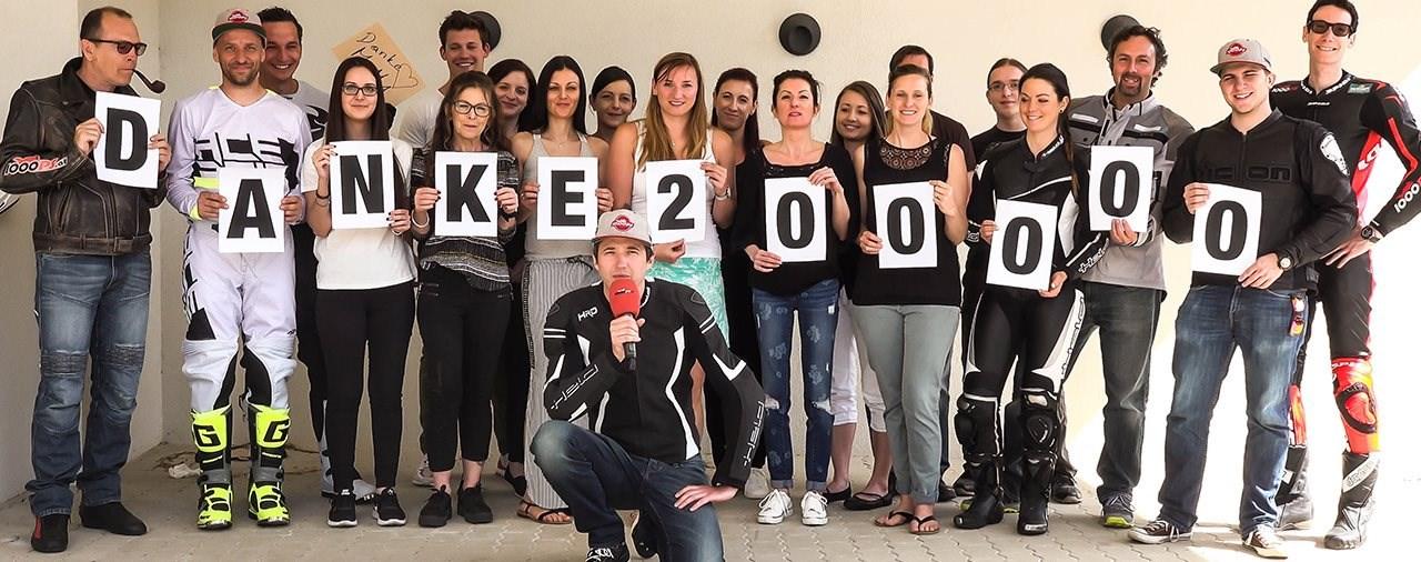 200.000 Abonnenten