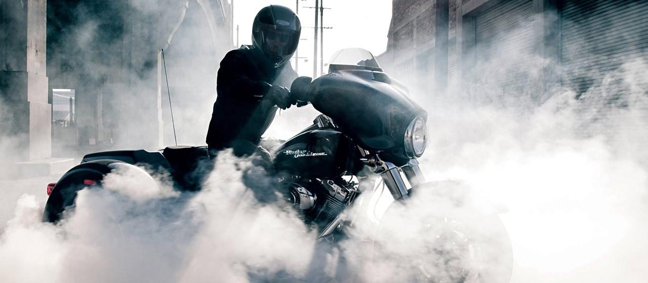 Harley-Davidson feiert seinen 115. Firmengeburtstag in Prag