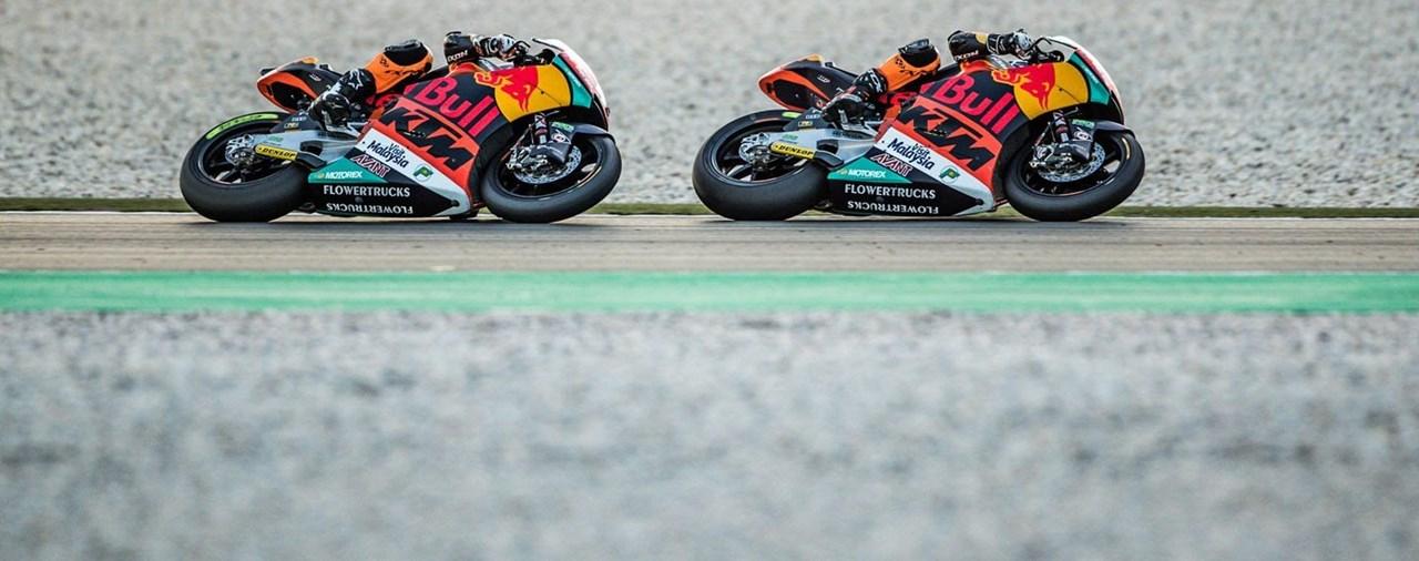 Johann Zarco fährt KTM
