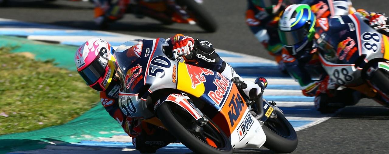 SCHUBERTH weiterhin Partner des Red Bull MotoGP Rookies Cup