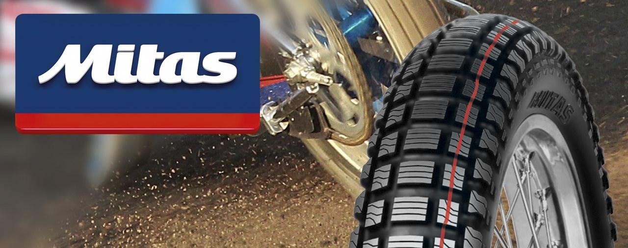 Mitas Speedway-Reifen und Fahrer bereit für Grand Prix 2018