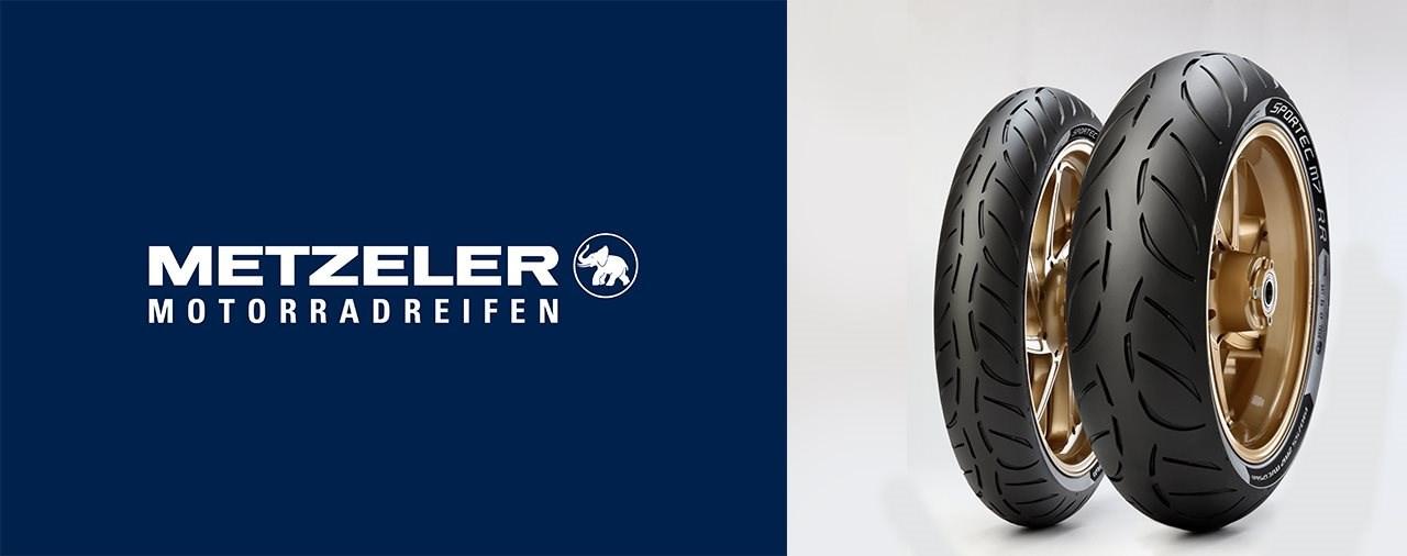 METZELER ist auch 2018 die Nummer eins in der Kategorie Reifen