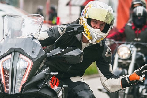 Das war der KTM RIDE OUT 2018