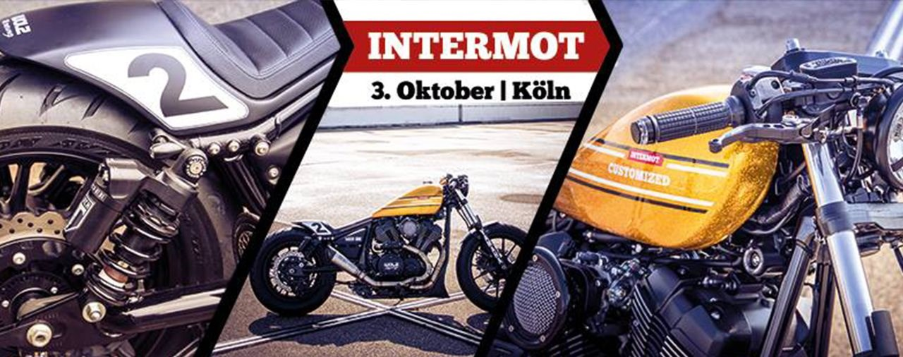 INTERMOT customized vom 3. bis 7. Oktober