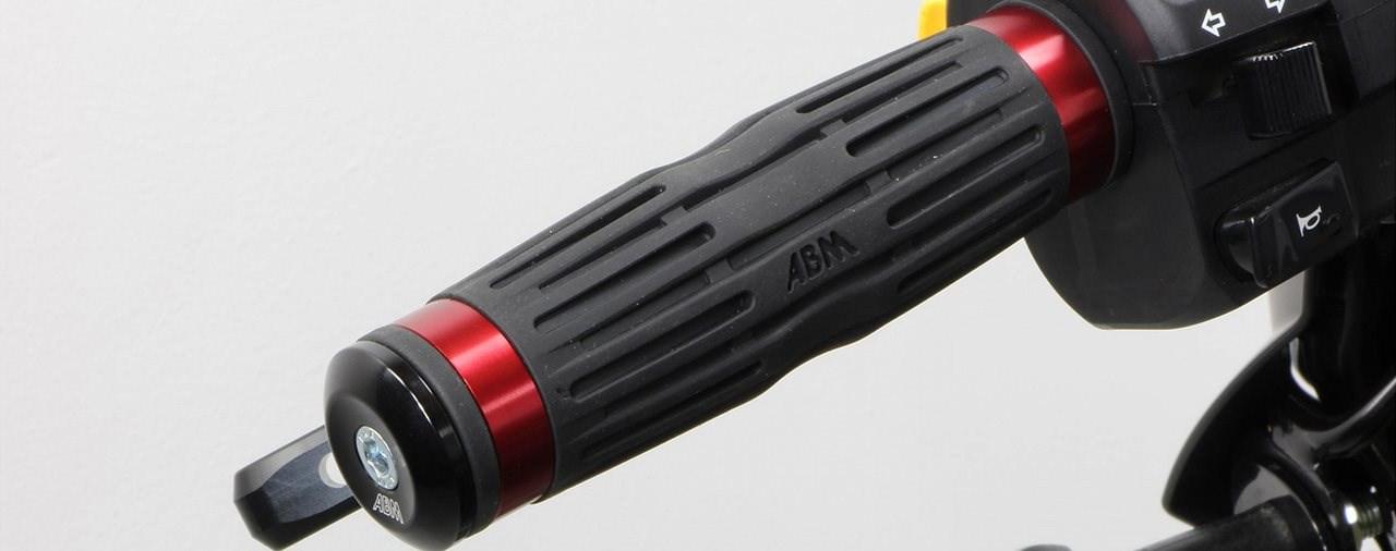 "ABM Lenkergriffgummis ""ergoGrip"" ergonomisch & vibrationsmindernd"