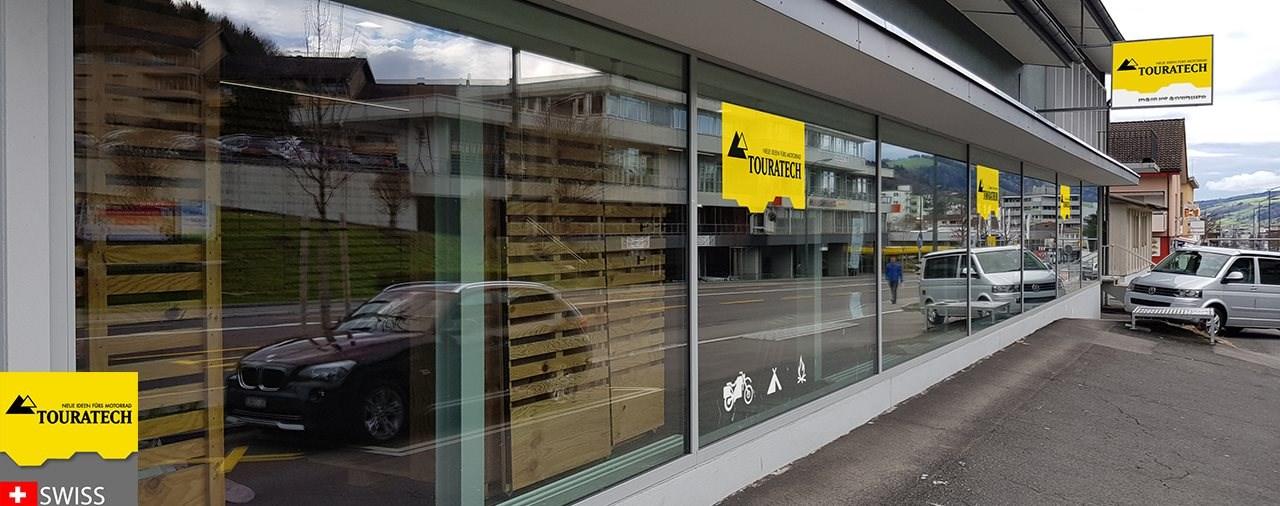 Neuer Touratech Flagship Store in der Schweiz