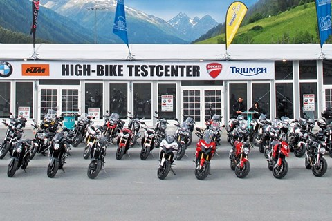 """High-Bike Testcenter Paznaun"" startet in die achte Saison"