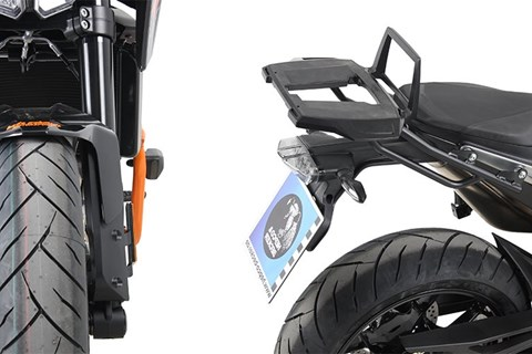 KTM 790 Duke Zubehör von Hepco & Becker