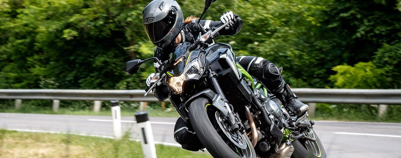 Kawasaki Z900 im Naked Bike Vergleich 2018