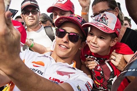 Am 5. Juni gibt Marc Márquez am Spielberg im Toro Rosso Gas