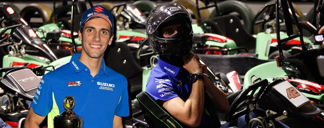 Alex Rins im 1000PS Interview