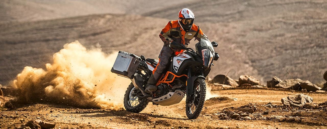 KTM Ready To Race Promotion