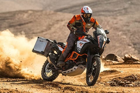 KTM Ready To Race Promotion