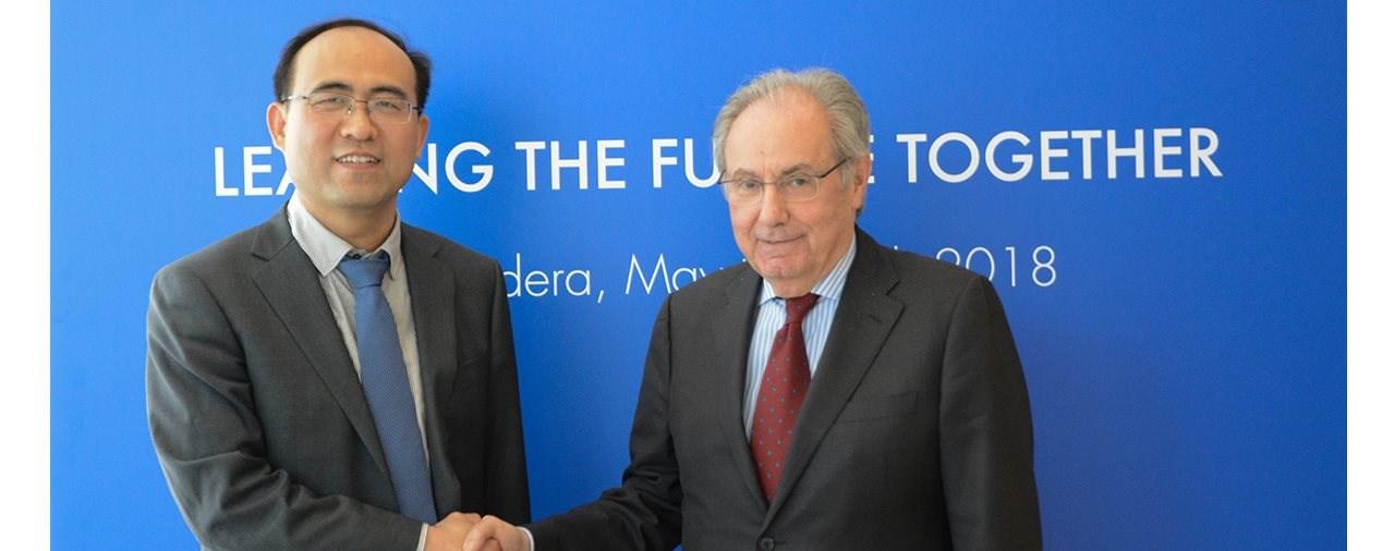 Piaggio Group und Foton Motor Group unterzeichnen Vertrag