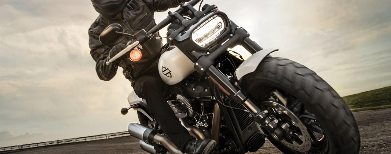 Dunlop führt den D429 speziell für Harley-Davidson ein