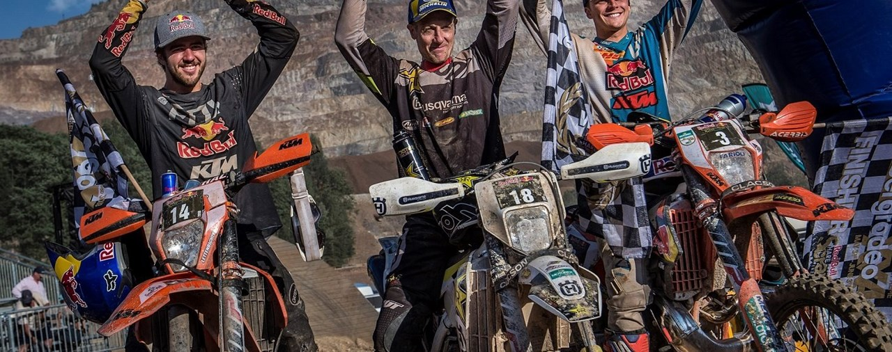 Red Bull Hare Scramble Erzbergrodeo 2018