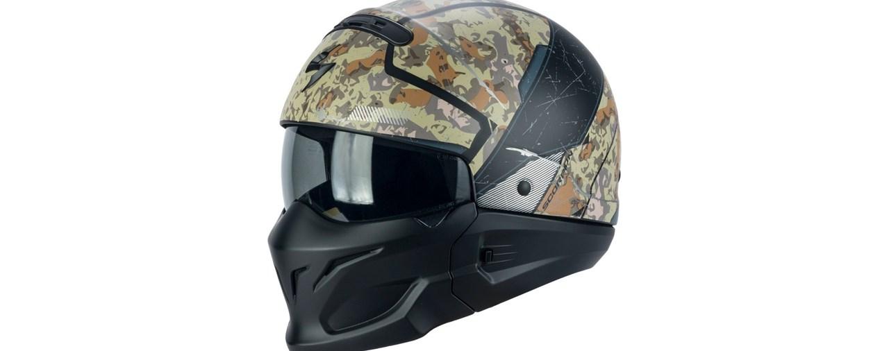 Scorpion Combat Opex Helm