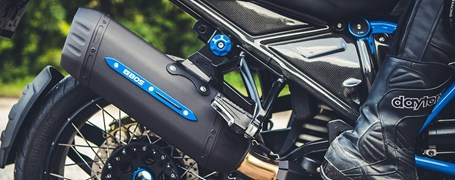BOS Desert Fox Rallye Edition Slip-on