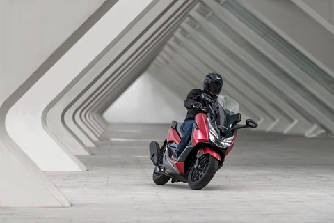 Der Preis für dien Honda Forza 125 2018