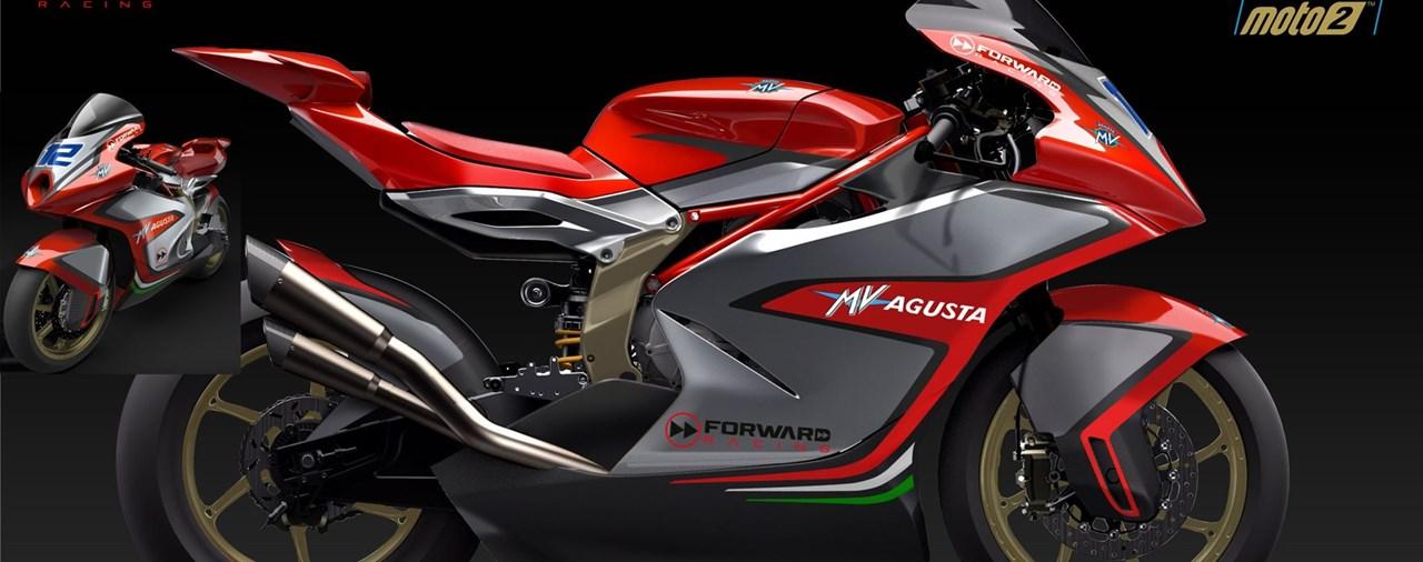 MV Agusta in der Moto2