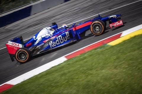 Dani Pedrosa und Tony Cairoli auch im Formel 1-Fieber