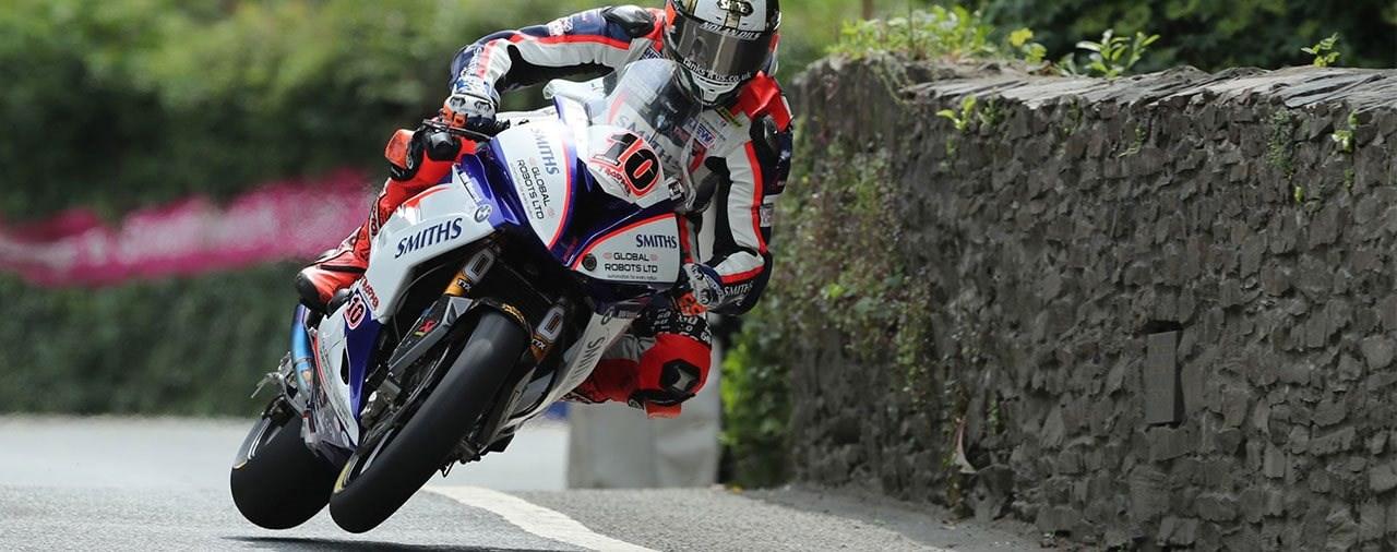 Dunlop bei der Isle of Man TT auf Rekordjagd