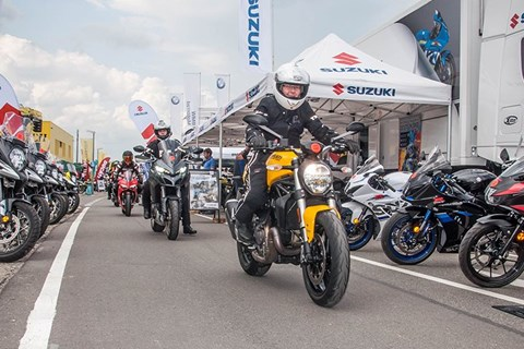 15. Touratech Travel Event 2018