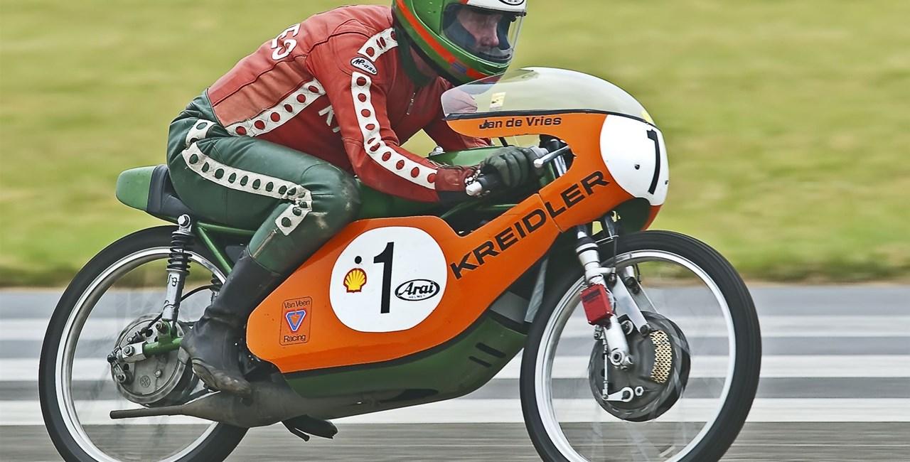 Dutch Moto Classic, Assen 6. - 8. Juli 2018