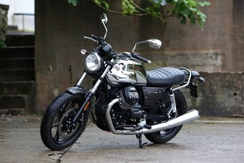 Moto Guzzi V7 III Limited 2018