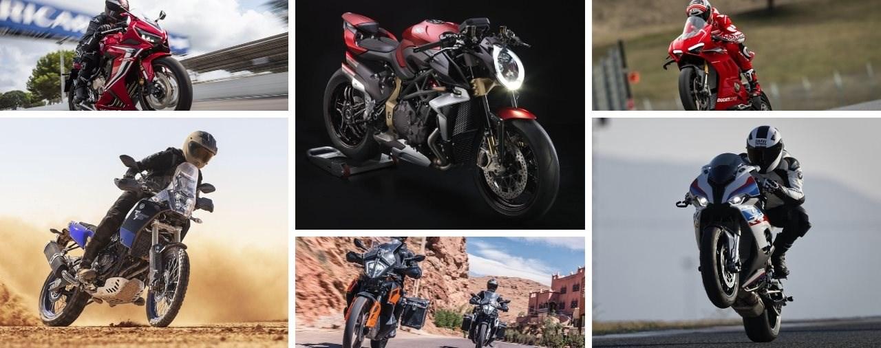 Motorradneuheiten 2019