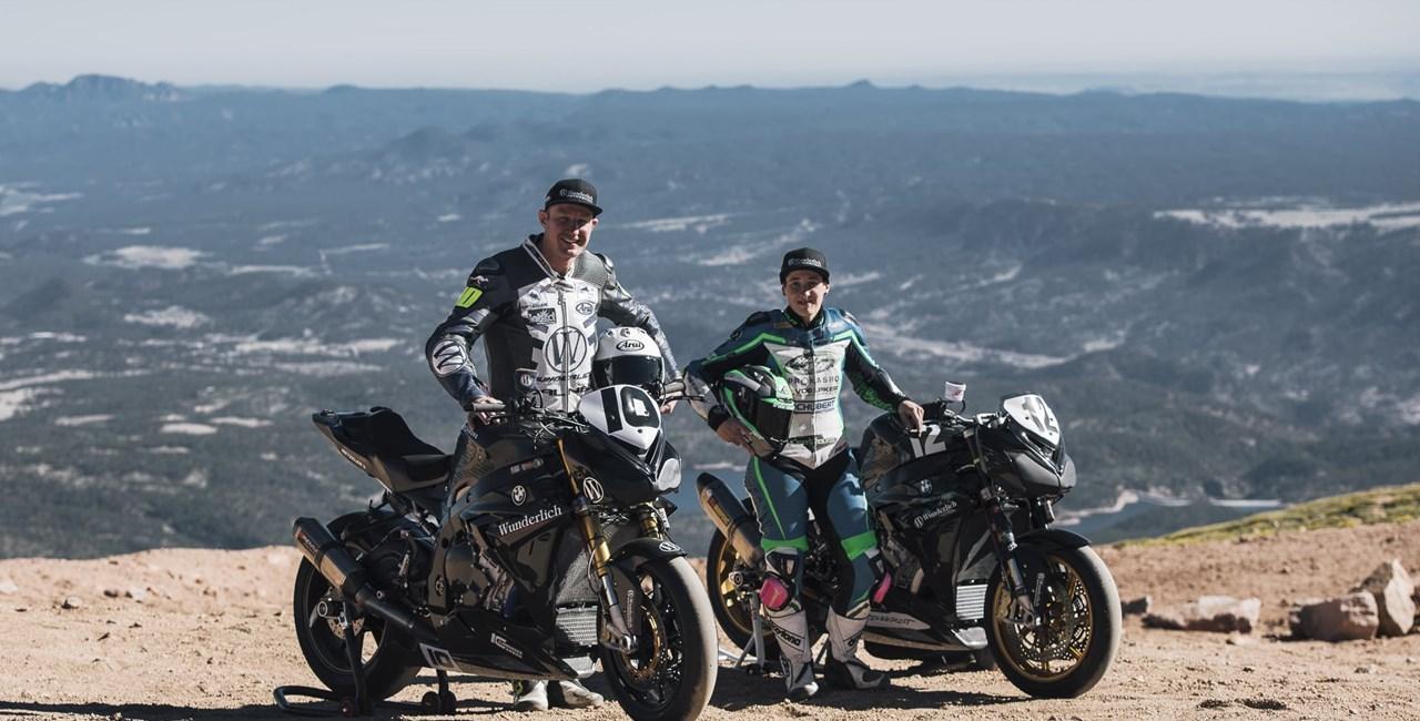 Wunderlich feiert Erfolg beim Pikes Peak 2018