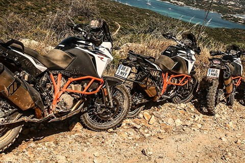 KTM 790 ADVENTURE R – FIRST LOOK