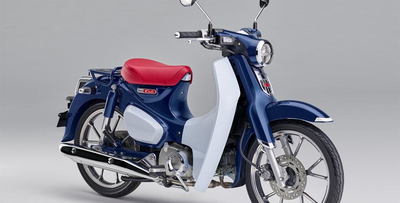 Honda Super Cub C 125 2018