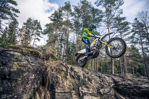 HUSQVARNA ENDURO LINE-UP 2019