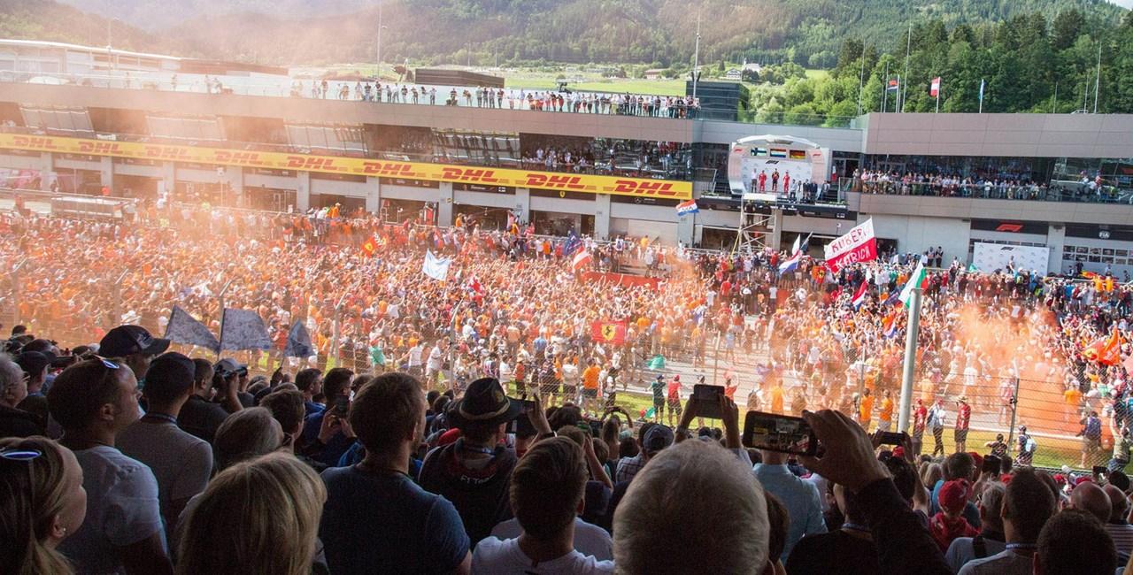 Formula 1 eyetime Großer Preis von Österreich 2018