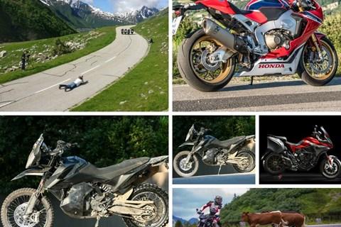 1000PS Live im TV - Motorradtalkshow