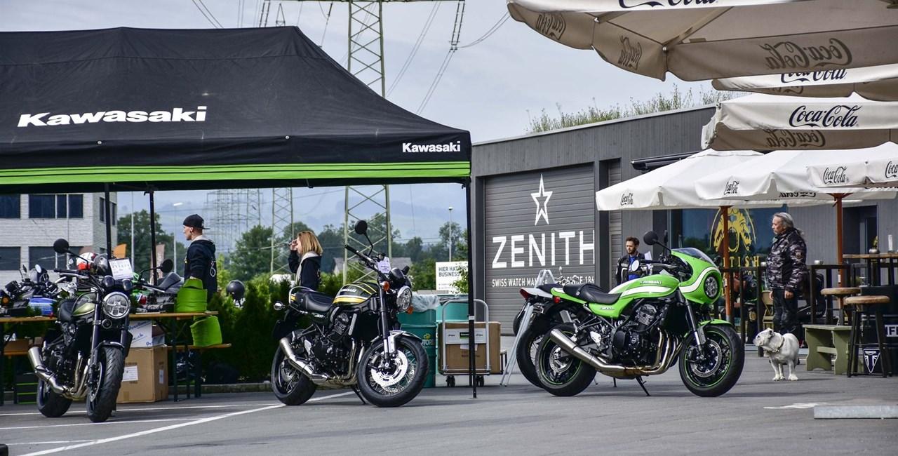 Kawasaki Meet 2018