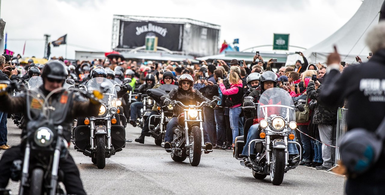 Hamburg Harley Days 2018