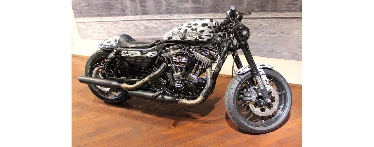 Fischer's Harley-Davidson Wien ist österreichischer Custom King