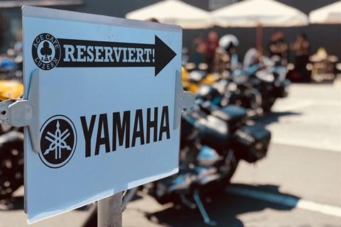 Yamaha-Meet 2018 im Ace Cafe Luzern