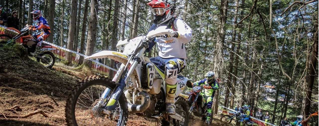 Enduro- Trophy Rothenfels/ Lachtal am 21. Juli