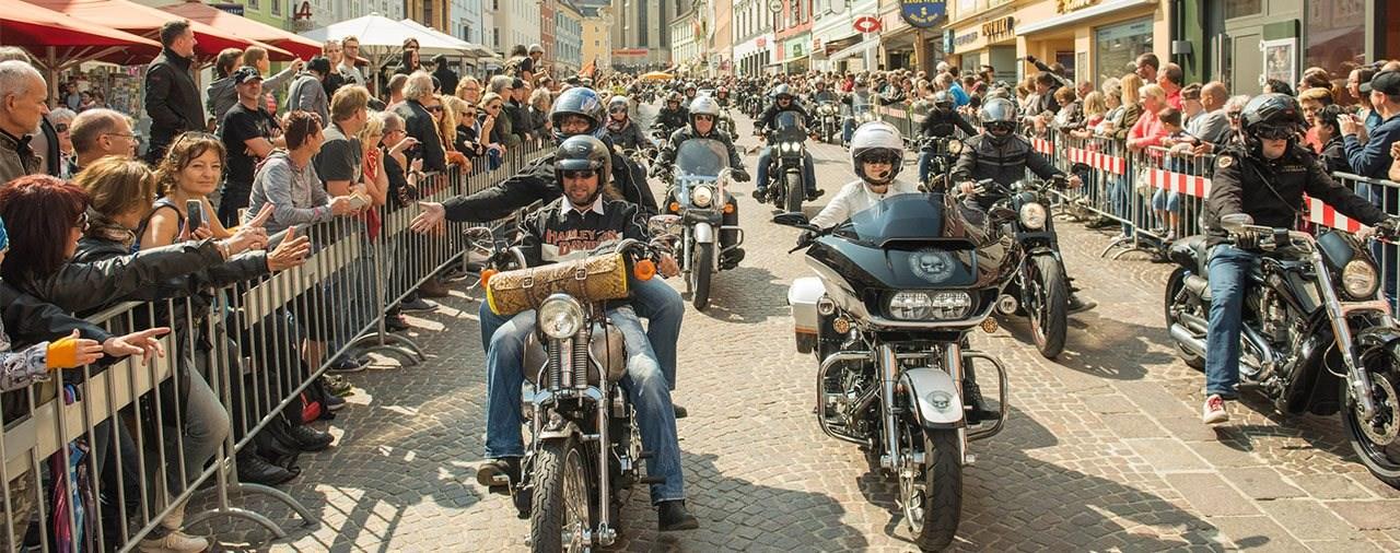 European Bike Week von 4. bis 9. September 2018
