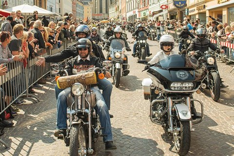 European Bike Week von 4. bis 9. September 2018