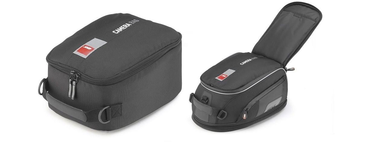 Neue Kameratasche von GIVI