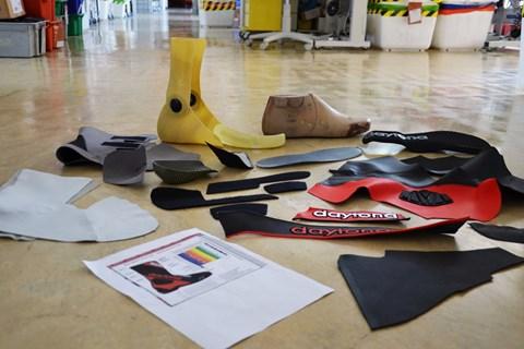 Daytona Stiefel Maßanfertigung - ein Blick hinter die Kulissen